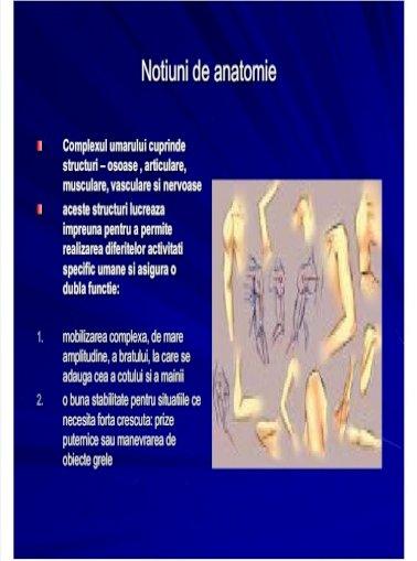 Periartrita scapulo humerala